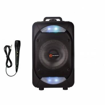 N-Gear The Flash 610 Portable Trolley Bluetooth Speaker