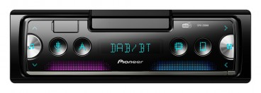 Pioneer Autoradio voor Smartphone met DAB+