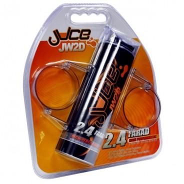 Juice Car Audio Powercap, 2.4 Farad
