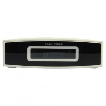 Salora CR624DAB Alarmklok met DAB+ en FM Radio