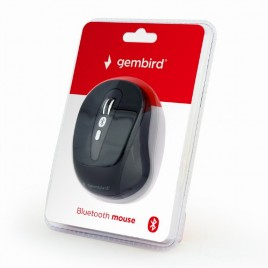 Gembird Bluetooth Muis | Zwart