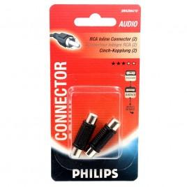Philips Tulp / Rca Koppelstuk Per Blister van 2 Stuks