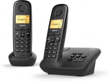 Gigaset A270 Draadloze Dubbel DECT Telefoon set