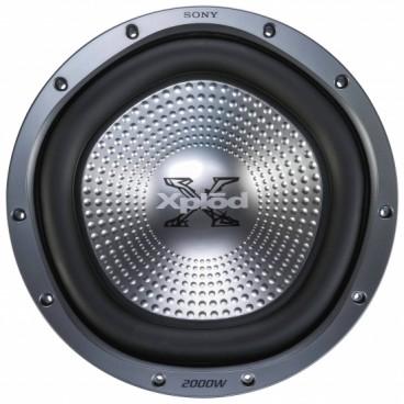 "SONY XS-GTR121L 12"" Inch Subwoofer, 2000 Watts"
