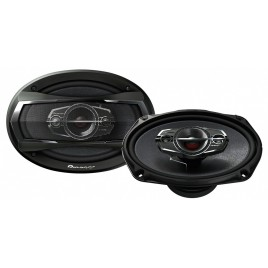 """Pioneer 4 weg 6x9"""" Ovale Auto Inbouw Speakers, 2x550w"""