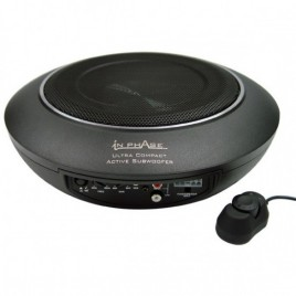 "Inphase 10""/25cm Actieve Underseat Subwoofer, 300w"