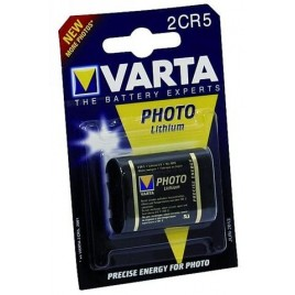 Lithium Photo batterij VARTA 2CR5 6V, 34x17x45mm
