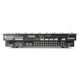 Skytec STM-3007 6-Kanaals Mixer SD/USB/MP3/LED/Bluetooth 19""