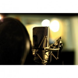 Power Dynamics Studio Professionele FET Condensatormicrofoon
