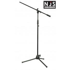 NJS Professionele Metalen Microfoonstandaard, Verstelbaar
