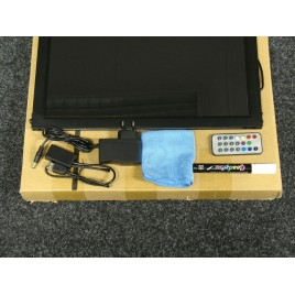 LED Schrijfbord 60 x 80 cm, Enkelzijdig