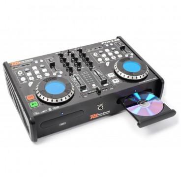 Power Dynamics Dubbele Speler CD/SD/USB/MP3