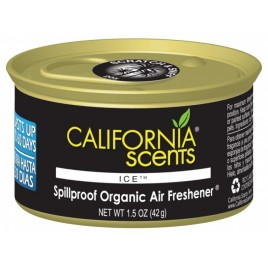 CALIFORNIA SCENTS Ice Luchtverfrisser in blik