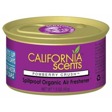 CALIFORNIA SCENTS Pomberry Crush Luchtverfrisser in blik