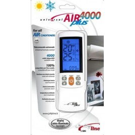 Jolly Line Universele Afstandsbediening voor Airconditioners