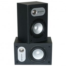 "SkyTronic SHFB658B Bookshelf 5"" Speakerset"