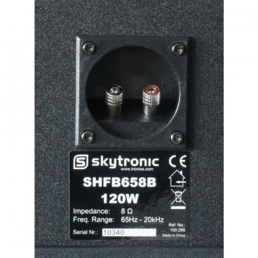 "SkyTronic SHFB658B Bookshelf 5"" Speakerset"