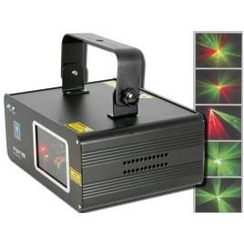 SkyTec Laser Effect met 7 DMX Kanalen en 24 Patronen