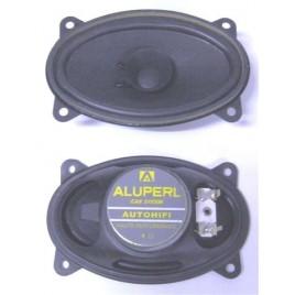 """Aluperl 4x6"""" breedband auto inbouw luidsprekers, 2x30w"""