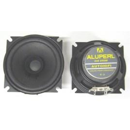 Aluperl 10 cm breedband auto inbouw luidsprekers, 2x30w