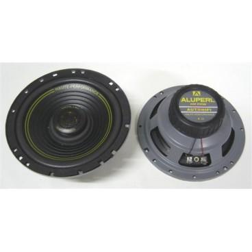 Aluperl 16.5 cm / 2 weg auto inbouw luidsprekers, 2x50w