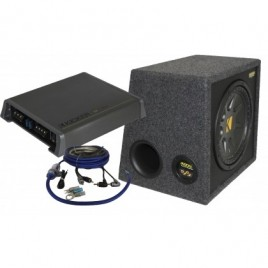 "Complete Kicker 12"" Subwoofer Set"
