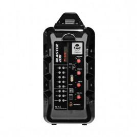 iDance Portable Bluetooth Speaker met Disco Lichten