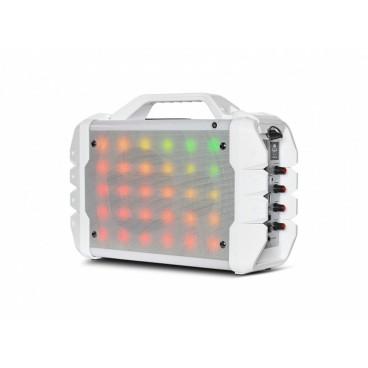 iDance Portable Bluetooth Speaker met Disco Lichten B-Stock