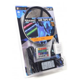 BeamZ LED Tape Kit 5m RGB 60 LEDs/m IP65