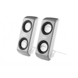 Trust USB Multimedia Speakers Zilver