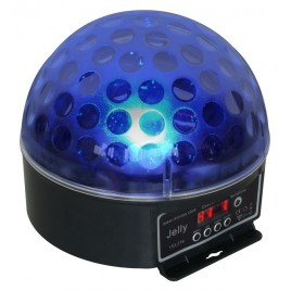 BEAMZ 153216 MAGIC JELLY DJ BALL LED DISCOLAMP