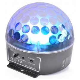 Magic Jelly DJ Ball Muziekgestuurd RGB LED