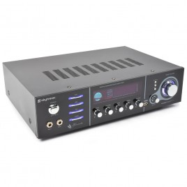 SkyTronic AV-320 5-Kanaals Surround versterker MP3