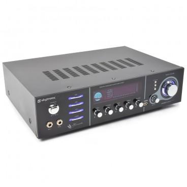 SkyTronic AV-320 5-Kanaals Surround versterker MP3