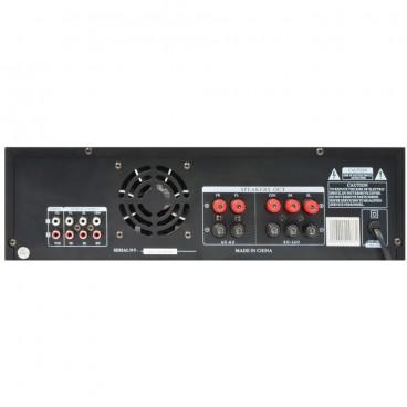 SkyTronic AV-340 5-kanaals HQ Surround versterker MP3