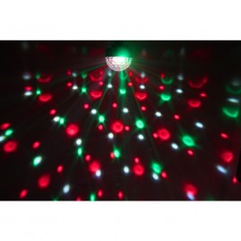 BeamZ Mini Star Ball 6x 3W RGBAW LED's