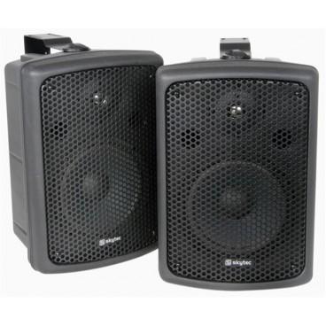 """8"""" / 100W passieve luidsprekerset SP850 incl beugels"""