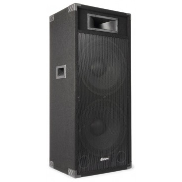 "SKYTEC CSA215 PA Speaker Actief 2x 15"" 1600W"