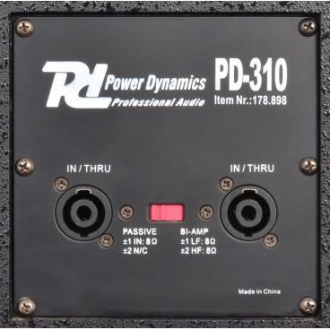 """POWER DYNAMICS PD-310 PA-Speaker 10"""" 300W"""