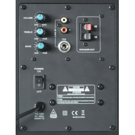"PDSM5 Actieve Studio Monitor 5"" - Set"