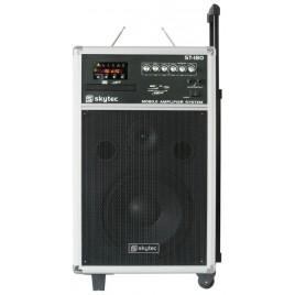 Skytec ST-180 Mobiele Geluidset CD/SD/USB/MP3