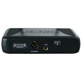 STWM712C VHF Microfoon Systeem 2-kanaals Combi