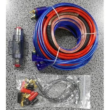 Pioneer Versterker Aansluitkabel Set, Compleet, 10mm2