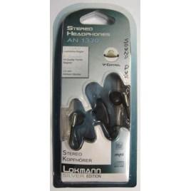 Lokmann Stereo Headphones met Volume Controle