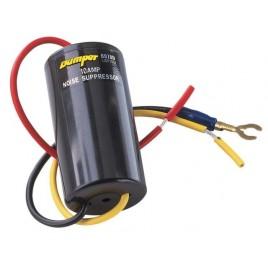 Bumper 10 A Noise Suppressor voor installatie in de 12 V Vermogen Lead