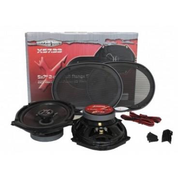 Excalibur X57.33 5x7 inch speakers 225 watts, 2-weg