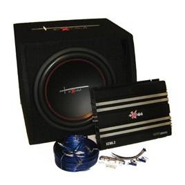 Excalibur X1 BASSPACK Compleet BASS pakket