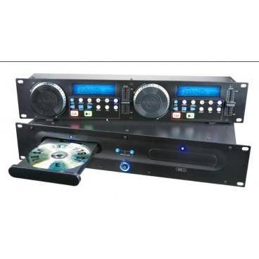 Us Blaster USB 7335 Dubbele CD-/MP3speler