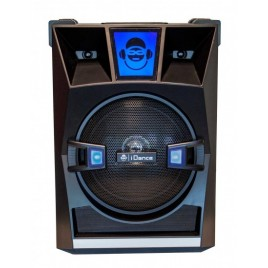 iDance Speakers XD30Av2 Bluetooth Partybox met Mixer, Echo en Discoverlichting