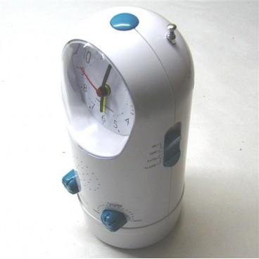 Time Lamp AM/FM Wekkerklokradio met ingebouwde lamp